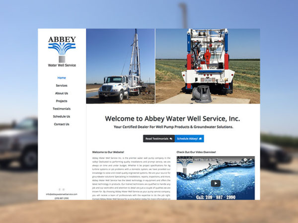 Abbey Water Well Service