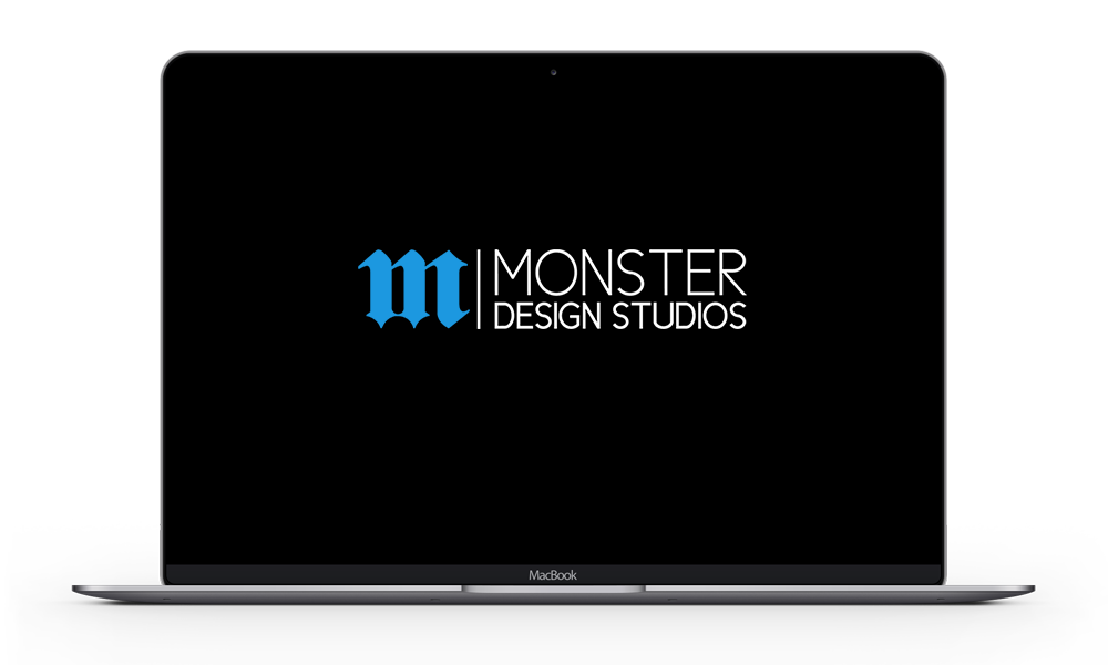 MacBook Pro Monster Design Studios