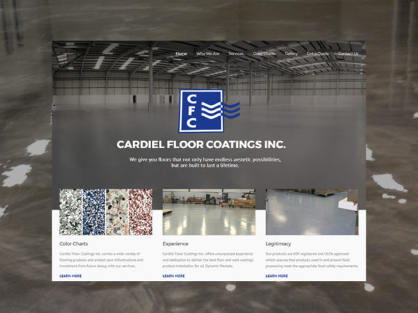 Cardiel Floor Coatings Inc.
