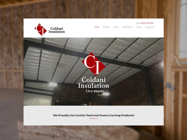 Coldani Insulation