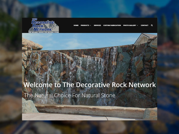 The Decorative Rock Network