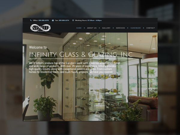 Infinity Glass & Glazing Inc.