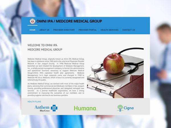 Medcore IPA Stockton